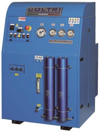 Kompresor powietrzny MCH 13-16-18/ETS SUPER SILENT EVO TROPICAL PLUS