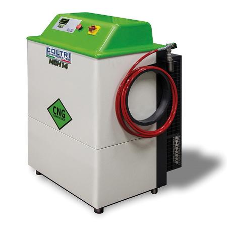 MCH14   Kompresor gazowy MCH14 EVO CNG