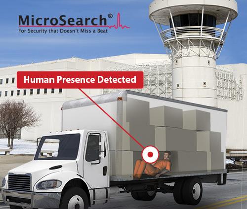 MicroSearch – System do wykrywania ludzkiej obecności w przestrzeni ładunkowej