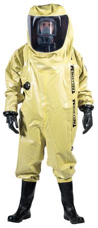 Ubrania gazoszczelne i ochronne